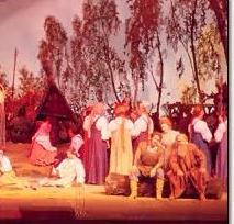 М. И. Глинка «Иван Сусанин» Опера в четырёх действиях с эпилогом Либретто Т. Розена, переработка С. Городецкого 1836