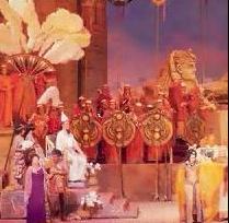 Дж. Верди «Аида» Опера в четырёх действиях, семи картинах