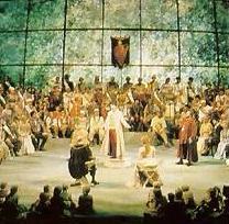 Р. Вагнер «Нюрнбергские мейстерзингеры» Опера в трёх действиях Либретто Р. Вагнера 1867