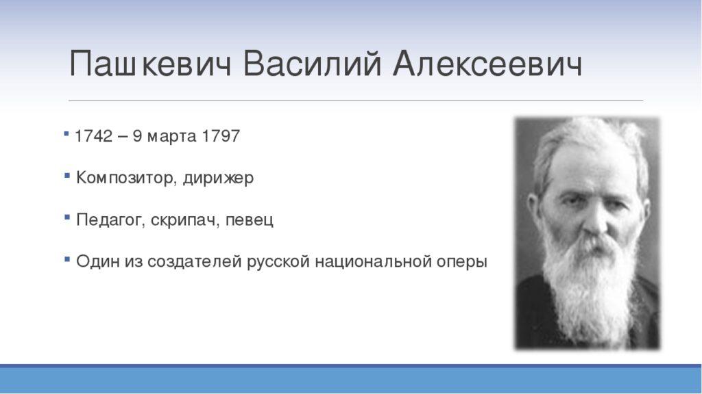 Пашкевич Василий Алексеевич